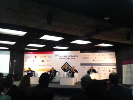 Engineer Atef Helmy - MIT-Enterprise-Forum-Discussion-Panel