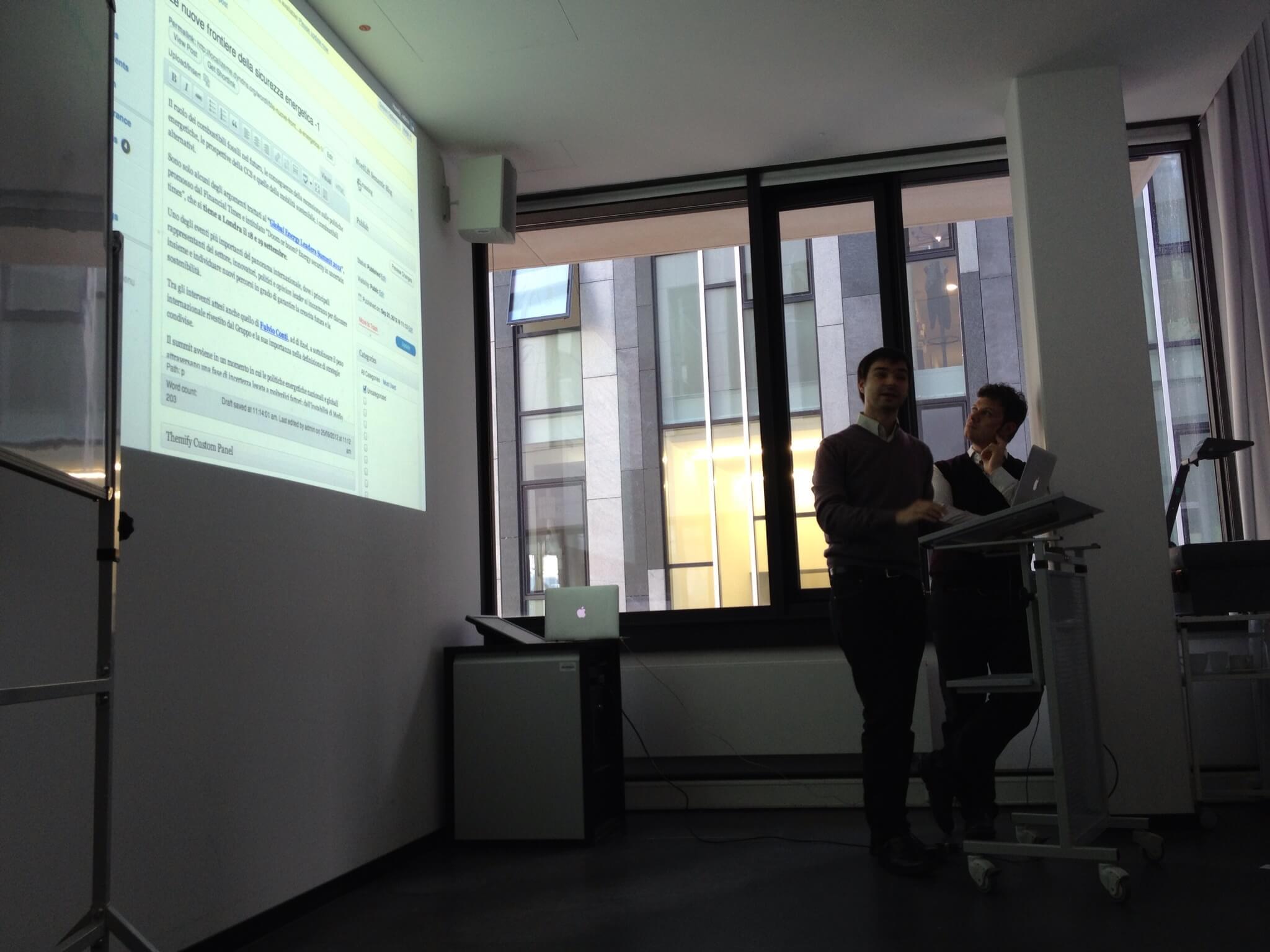 WordLift presented in Leipzig