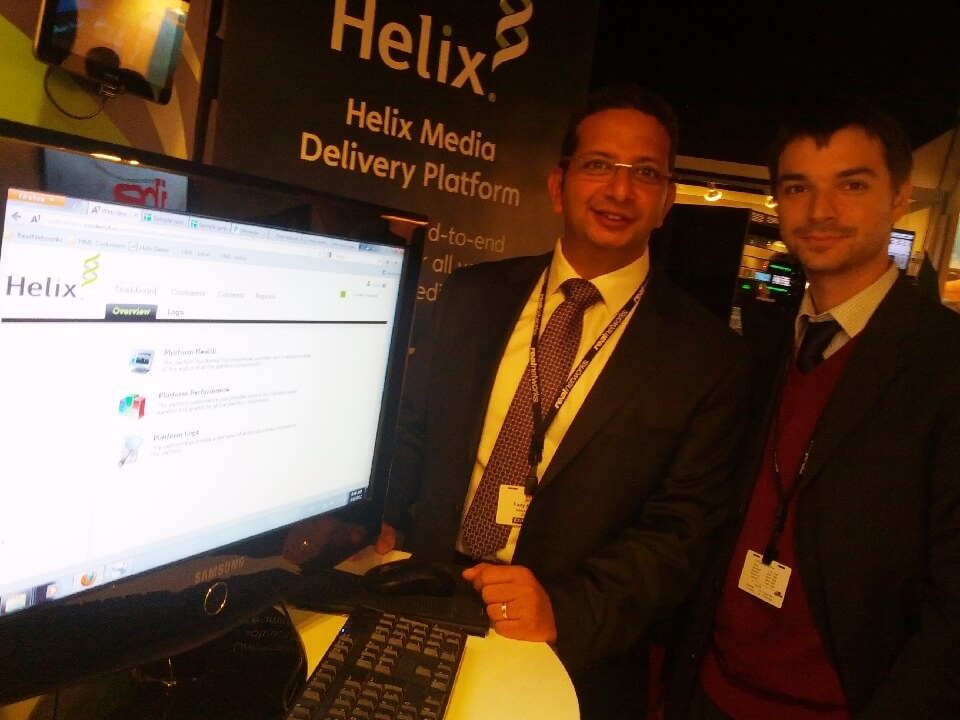 RealCloud - a Video Cloud solution for MPEG-DASH presented at IBC2012