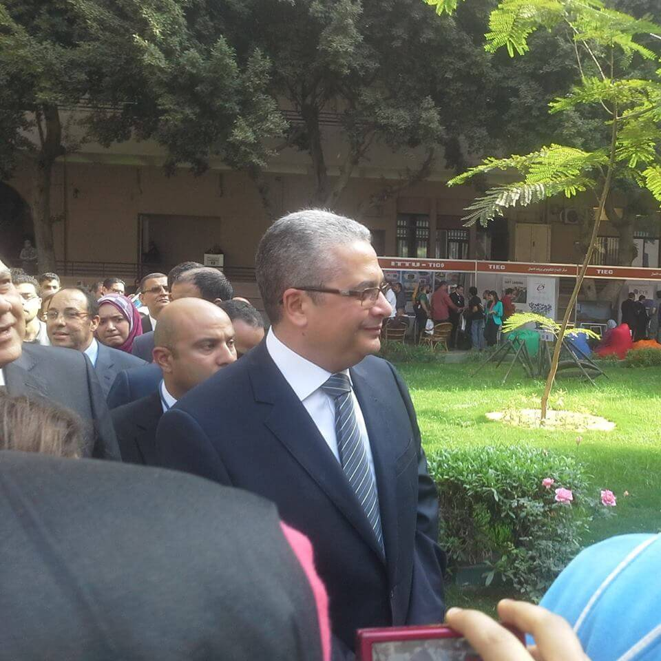 Cairo Innovates Opening